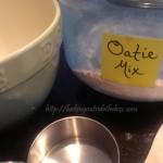 empty oatie