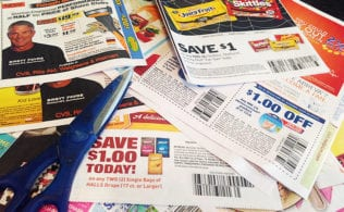 I learned how to easily save time and money using paper coupons with these 6 tips.