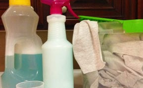 After trying a lot of them, this is the easiest and best DIY Fabric Softener for both the washer and dryer. How-to's and recipe included. Super thrifty.