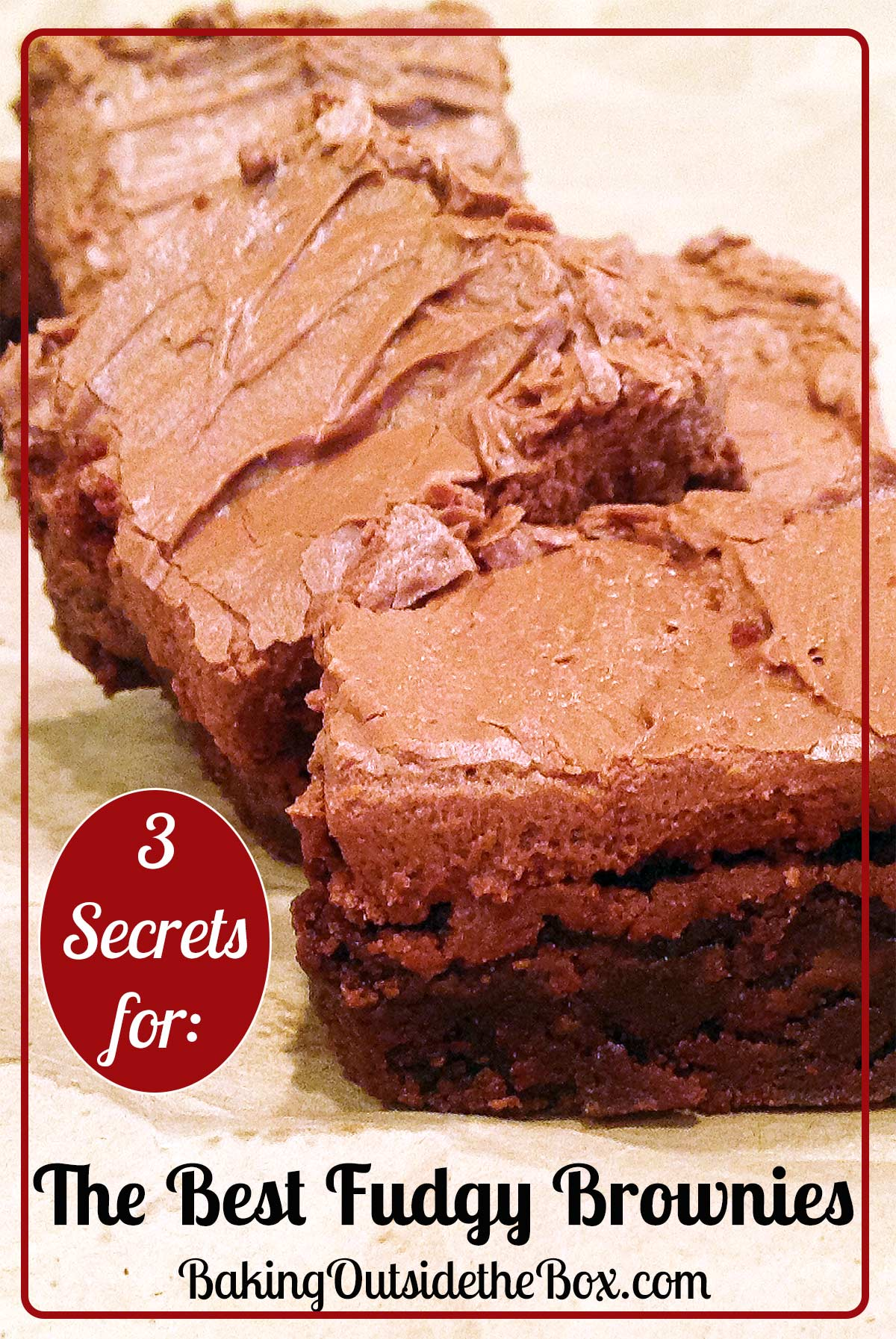 Making Brownies With Betty Crocker Cake Mix