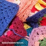 Here are 12 Ways to Join Granny Squares. If you've ever wondered how to attach granny squares here are 12 options. Take your pick!