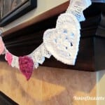 #bakingoutsidethebox | try making this easy crocheted heart . the pattern comes in 3 sizes.