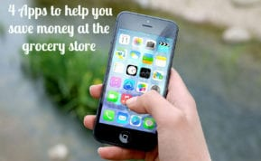 #bakingoutsidethebox | Save money with these four coupon and rebate phone apps. Found out how I paid ONLY 5 CENTS for 5 bucks worth of cheese at the store using these apps.