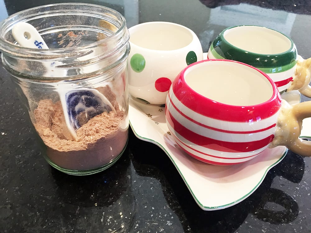 Hot Chocolate Packets Calories