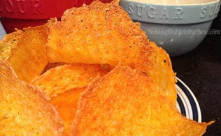 #bakingoutsidethebox | Just 1 ingredient! Crispy zero carb taco shells. So easy to make and even easier to eat.