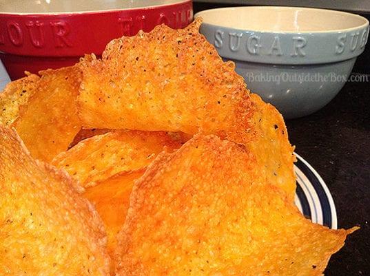 ##bakingoutsidethebox   Just 1 ingredient! Crispy zero carb taco shells. So easy to make and even easier to eat.