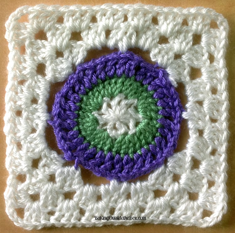 Round Peg in a Square Hole Crochet Pattern ~ The Lost ...