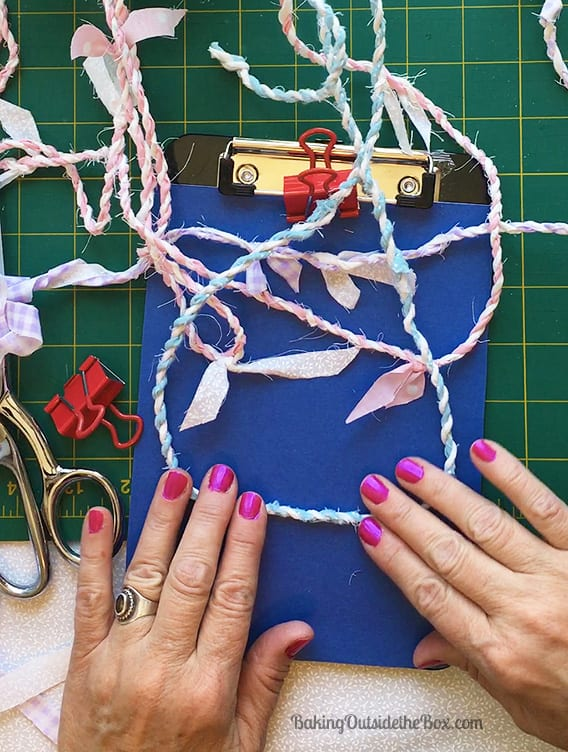 DIY Baker's Twine ~ Creating & Baking Outside the Box